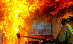 Fire & Smoke Damage Clean Up